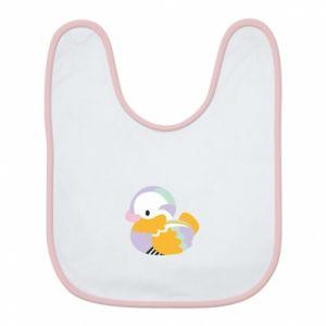 Śliniak Bright colored duck