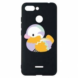 Etui na Xiaomi Redmi 6 Bright colored duck