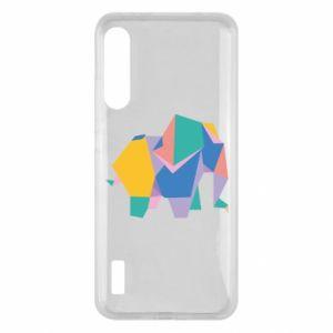 Etui na Xiaomi Mi A3 Bright elephant abstraction