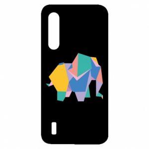 Etui na Xiaomi Mi9 Lite Bright elephant abstraction
