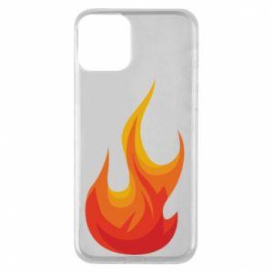 Etui na iPhone 11 Bright flame