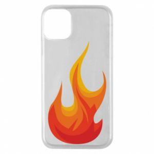 Etui na iPhone 11 Pro Bright flame