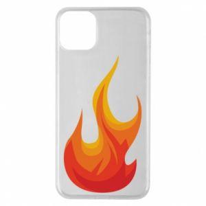 Etui na iPhone 11 Pro Max Bright flame