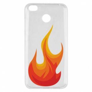 Etui na Xiaomi Redmi 4X Bright flame