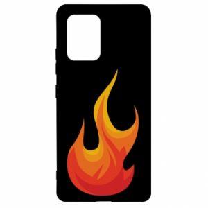 Etui na Samsung S10 Lite Bright flame