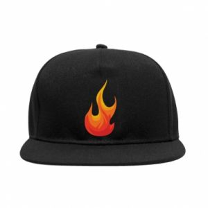 SnapBack Bright flame - PrintSalon