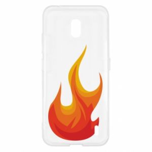 Etui na Nokia 2.2 Bright flame