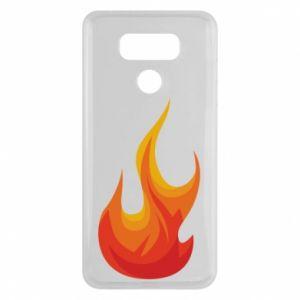 Etui na LG G6 Bright flame