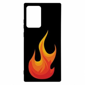 Etui na Samsung Note 20 Ultra Bright flame