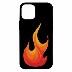 Etui na iPhone 12 Mini Bright flame