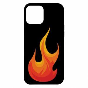 Etui na iPhone 12 Pro Max Bright flame