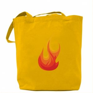Bag Bright flame - PrintSalon