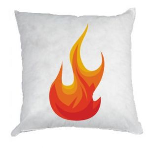 Pillow Bright flame - PrintSalon