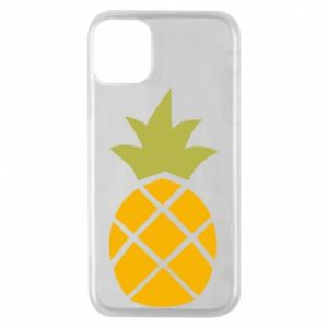 Etui na iPhone 11 Pro Bright pineapple