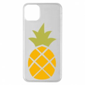 Etui na iPhone 11 Pro Max Bright pineapple