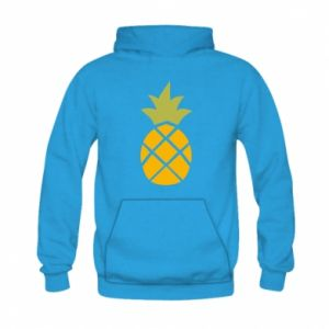 Bluza z kapturem dziecięca Bright pineapple