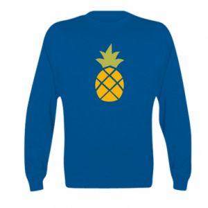 Bluza dziecięca Bright pineapple