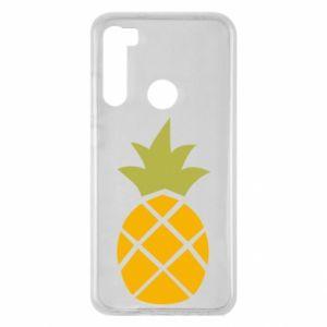 Etui na Xiaomi Redmi Note 8 Bright pineapple