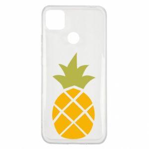 Etui na Xiaomi Redmi 9c Bright pineapple