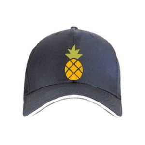 Czapka Bright pineapple