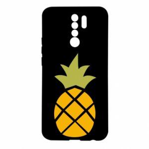 Etui na Xiaomi Redmi 9 Bright pineapple