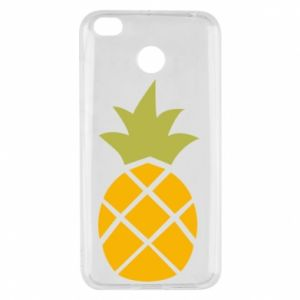 Etui na Xiaomi Redmi 4X Bright pineapple
