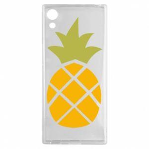 Etui na Sony Xperia XA1 Bright pineapple