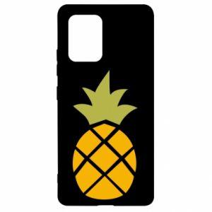 Etui na Samsung S10 Lite Bright pineapple