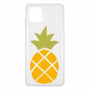 Etui na Samsung Note 10 Lite Bright pineapple