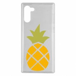 Etui na Samsung Note 10 Bright pineapple