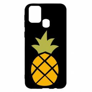 Etui na Samsung M31 Bright pineapple