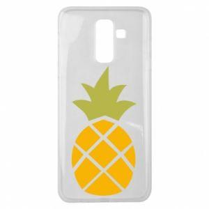 Etui na Samsung J8 2018 Bright pineapple