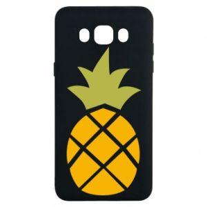 Etui na Samsung J7 2016 Bright pineapple