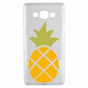 Etui na Samsung A5 2015 Bright pineapple
