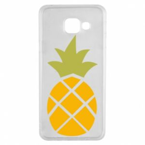 Etui na Samsung A3 2016 Bright pineapple