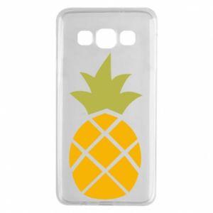 Etui na Samsung A3 2015 Bright pineapple