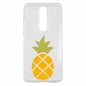 Etui na Nokia 5.1 Plus Bright pineapple