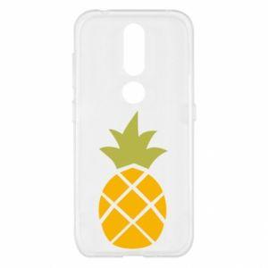 Etui na Nokia 4.2 Bright pineapple