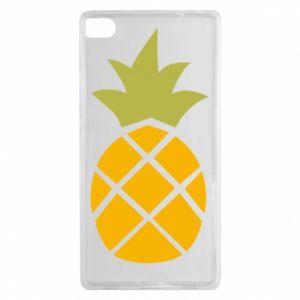 Etui na Huawei P8 Bright pineapple