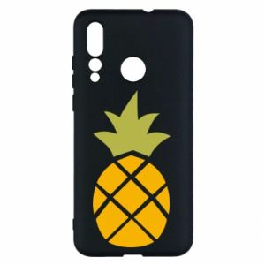 Etui na Huawei Nova 4 Bright pineapple