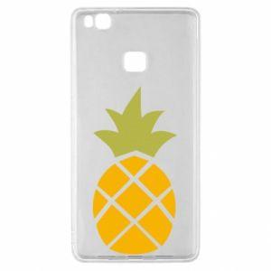 Etui na Huawei P9 Lite Bright pineapple