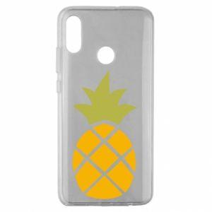 Etui na Huawei Honor 10 Lite Bright pineapple