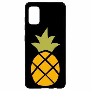 Etui na Samsung A41 Bright pineapple