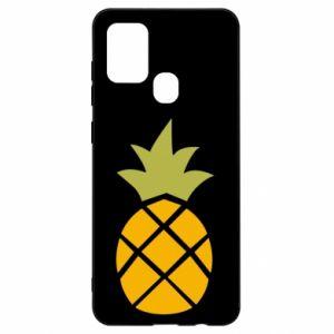 Etui na Samsung A21s Bright pineapple