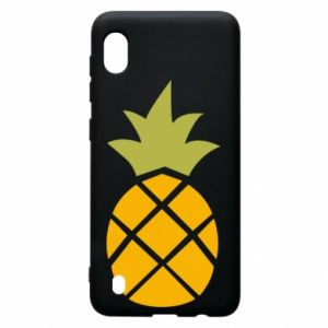 Etui na Samsung A10 Bright pineapple