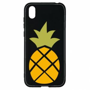 Etui na Huawei Y5 2019 Bright pineapple