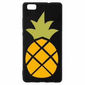 Etui na Huawei P 8 Lite Bright pineapple
