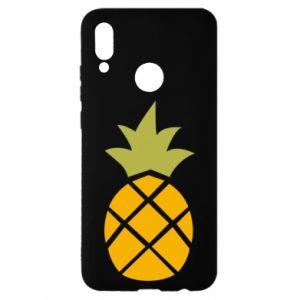 Etui na Huawei P Smart 2019 Bright pineapple