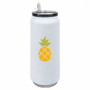 Puszka termiczna Bright pineapple
