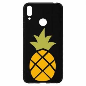 Etui na Huawei Y7 2019 Bright pineapple